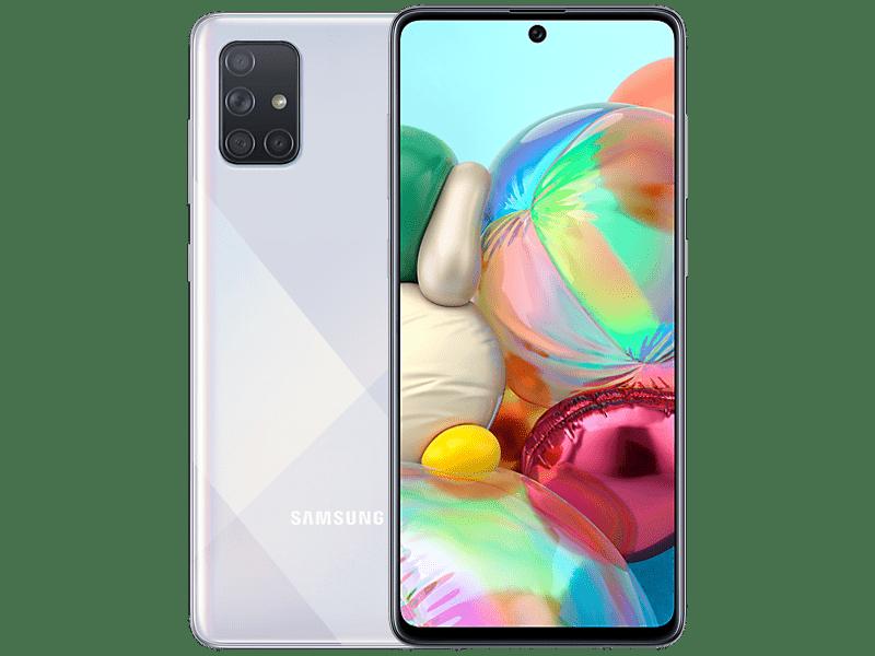 Samsung Galaxy A71 Silver payg