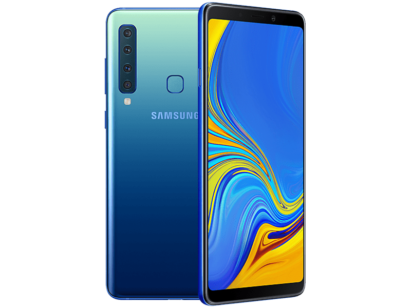 Samsung Galaxy A9 Blue contracts