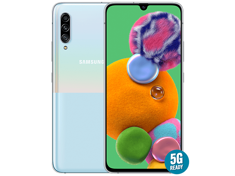 Samsung Galaxy A90 White contracts