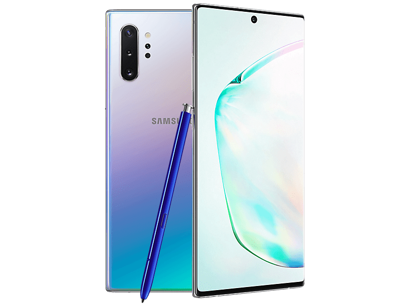 Samsung Galaxy Note10 Plus 5G Aura Glow contracts