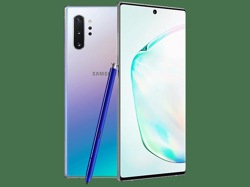 Samsung Galaxy Note10 Plus Aura Glow sim free