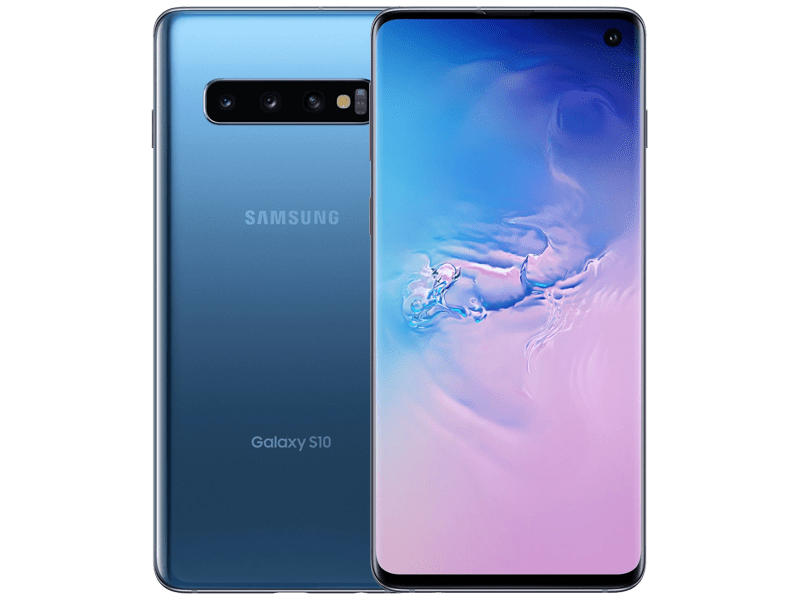 Samsung Galaxy S10 512GB Blue payg