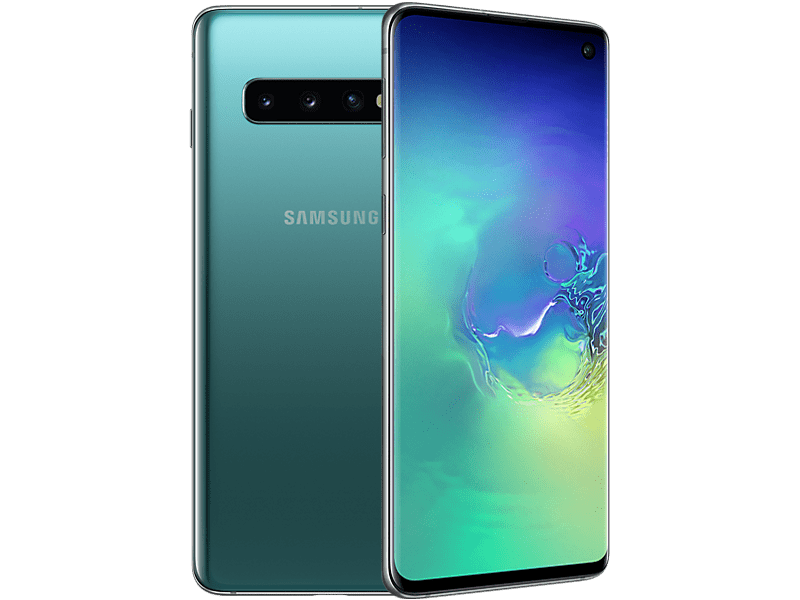 Samsung Galaxy S10 512GB Green sim free