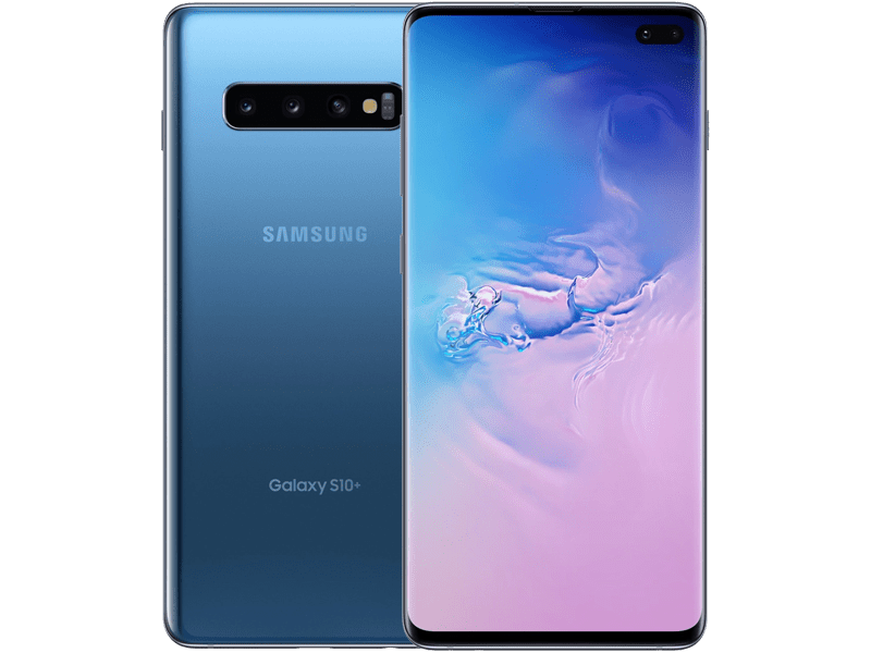 Samsung Galaxy S10 Plus Blue payg