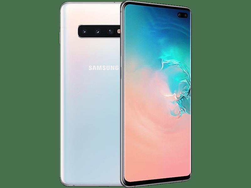 Samsung Galaxy S10 Plus White sim free