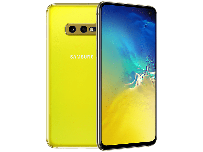 Samsung Galaxy S10e Yellow sim free