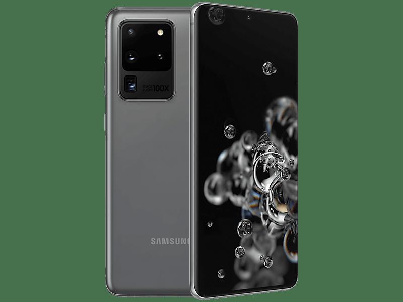 Samsung Galaxy S20 Ultra 5G Grey sim free