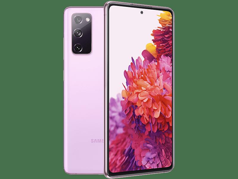 Samsung Galaxy S20FE 128GB Lavender contracts