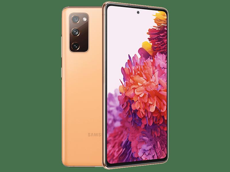 Samsung Galaxy S20FE 128GB Orange contracts