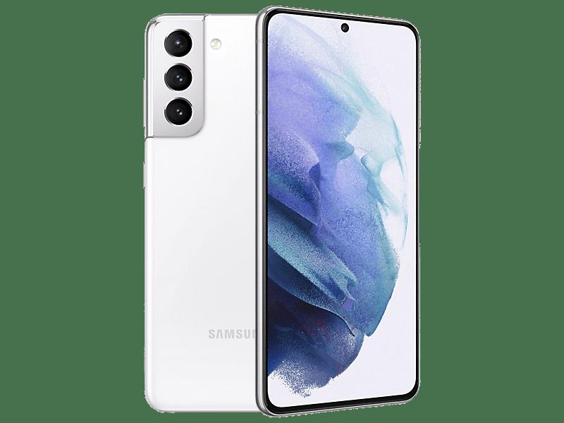 Samsung Galaxy S21 Plus 256GB Silver sim free
