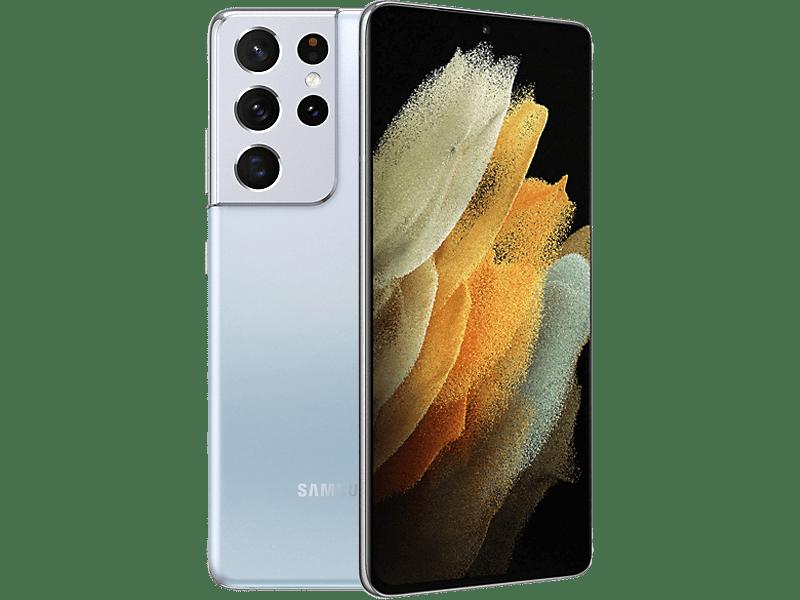Samsung Galaxy S21 Ultra 128GB Silver sim free