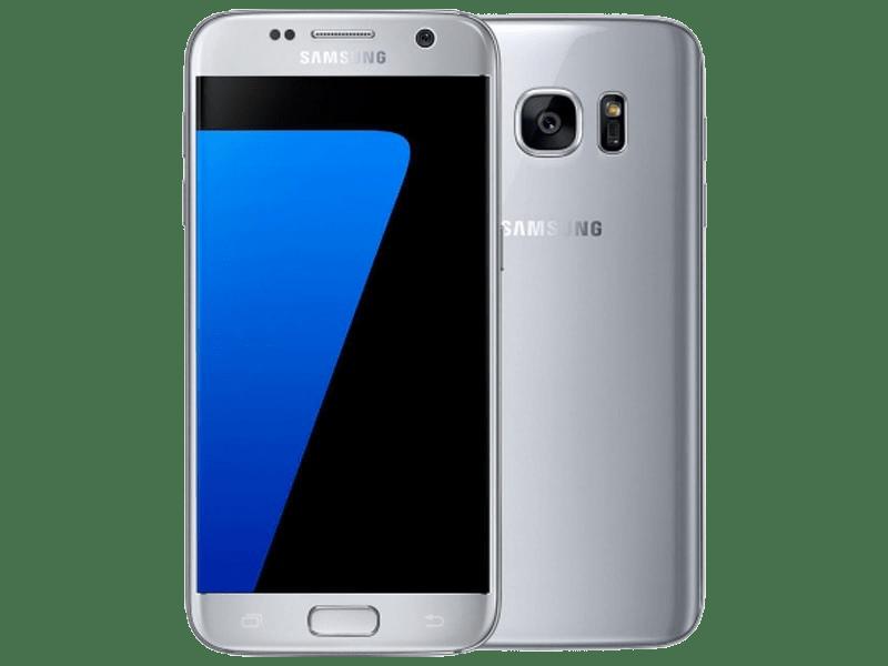 Samsung Galaxy S7 Silver upgrade