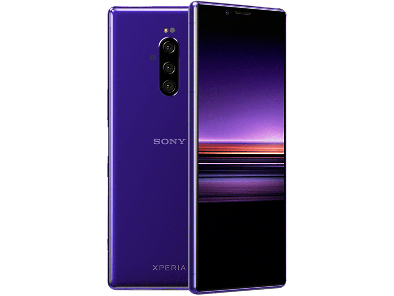 Sony Xperia 1 Purple payg