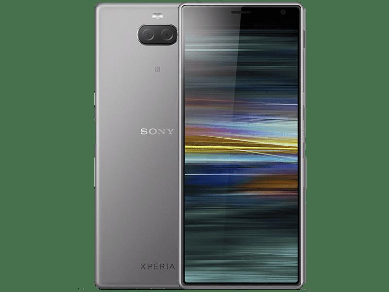 Sony Xperia 10 Plus Silver upgrade