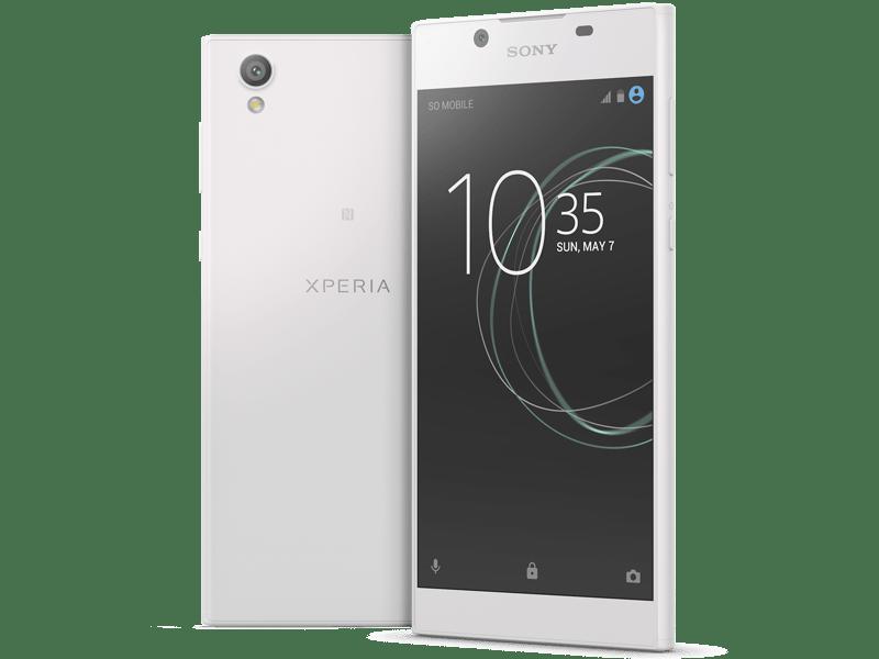 Sony Xperia L1 White Upgrade