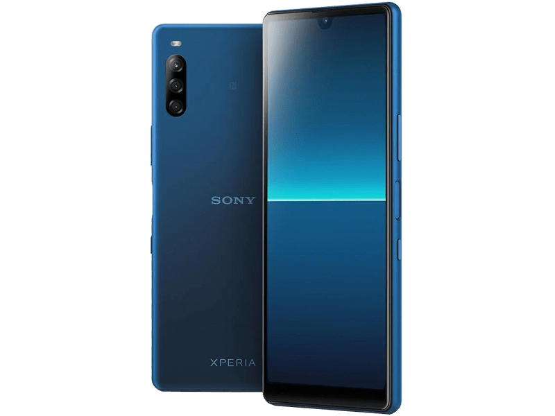 Sony Xperia L4 Blue contracts