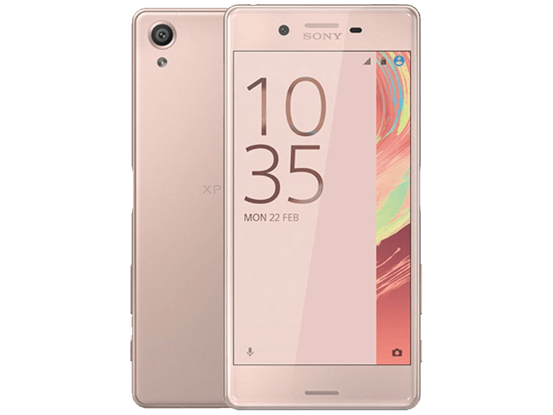 Sony Xperia X Rose Gold payg
