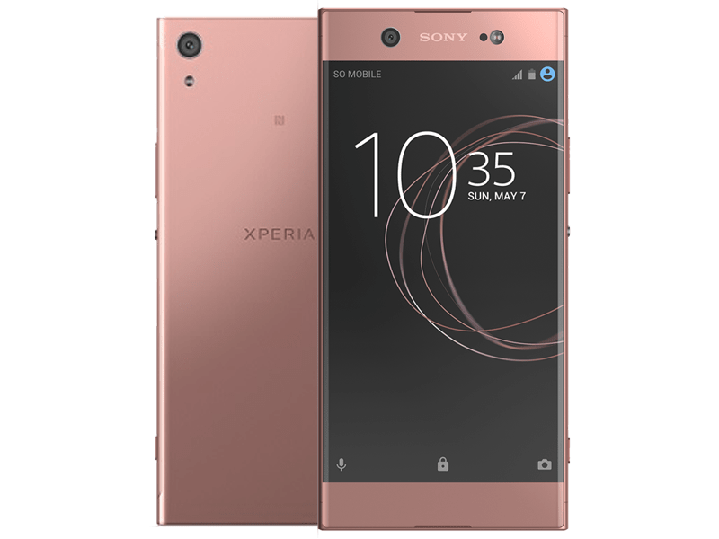 Sony Xperia XA1 Ultra Pink Contracts