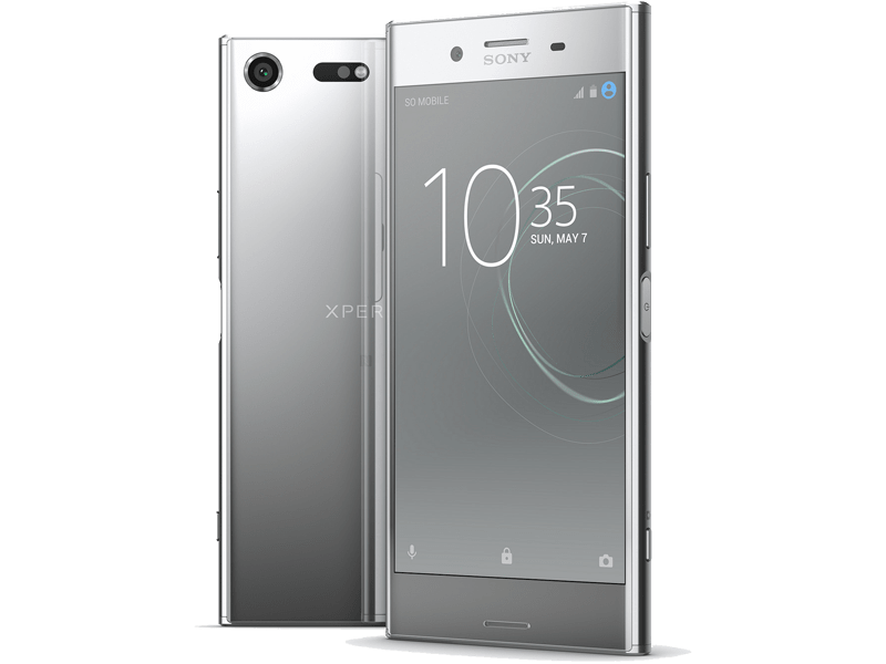 Sony Xperia XZ Premium Chrome Contracts