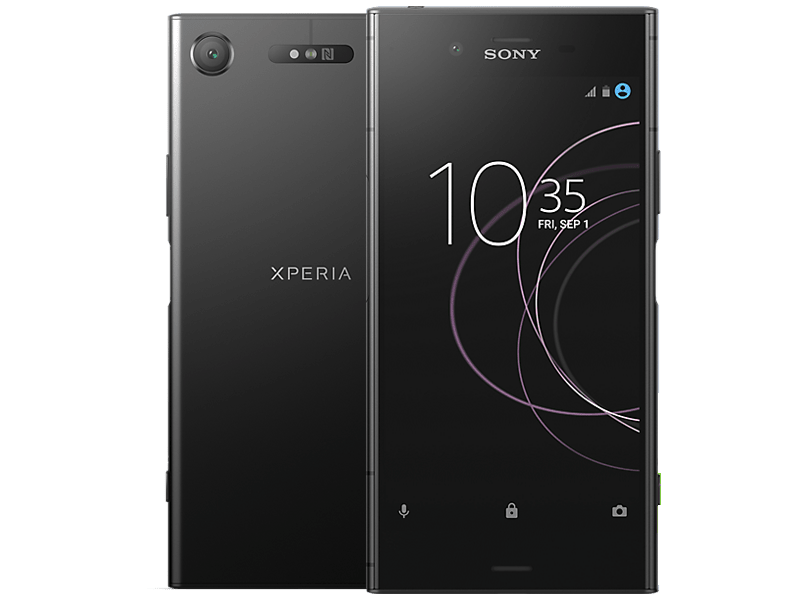 Sony Xperia XZ1 contracts