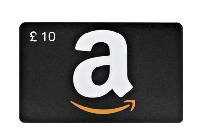 Amazon £10 Vouchers